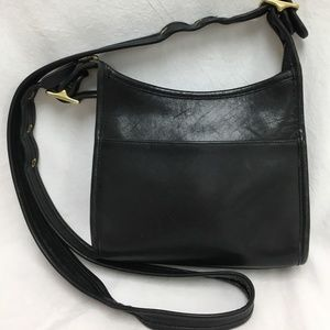 Coach Handbag K8D-9997 Messenger Cross-body Leathe